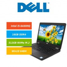Dell-E5470-i5-6440HQ-16GB-DDR4-512GB-NVMe-M.2-SSD-Full-HD-Touch-Screen