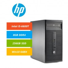 HP-280-G2-MT-i5-6600T-8GB-DDR4-256GB-SSD-Win10