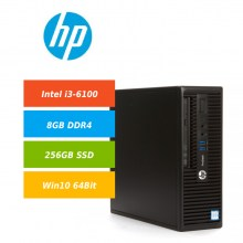 HP-400-G3-SFF-i3-6100-8GB-DDR4-256GB-SSD-Win10