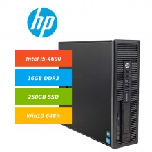 HP-EliteDesk-800-G1-SFF-i5-4690-16GB-DDR3-250GB-Samsung-EVO-860-Win10